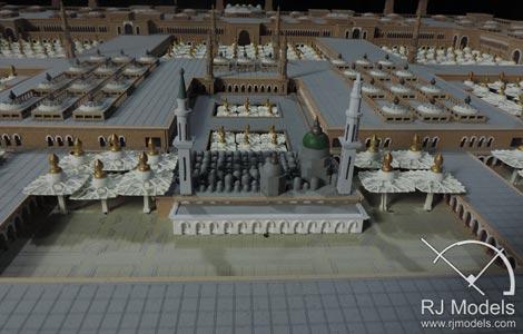 Mosque Models
