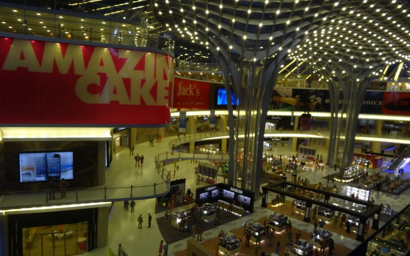 Shopping Mall Model