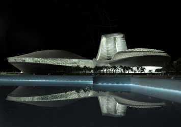 Cruise Terminal Model