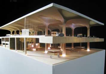 Section Architectural Model