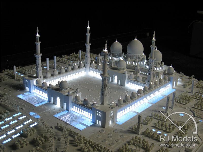 Architectural model maker in Abu Dhabi