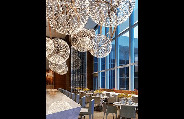 1 Hotel Dining Room