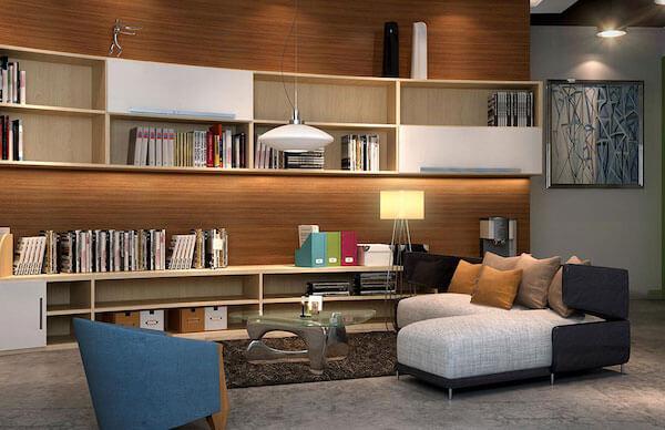 4 Reading Room