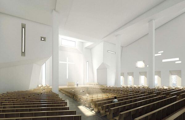 5 Church Interior