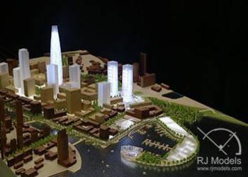 6.Master-Plan-Model-of-Port-City-Colombo