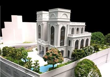 Villa Scale Model