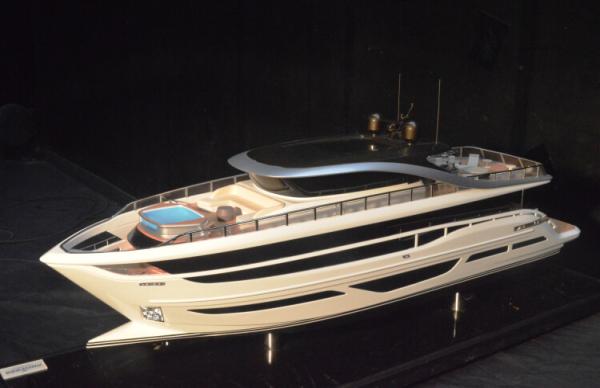 03. Princess Yacht X95