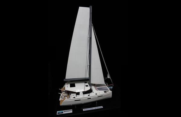 4. Bavaria, Naututeh Open 40 Sailing Yacht Model (1)
