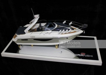 Coupe Yacht Model