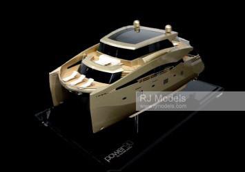Catamaran Model