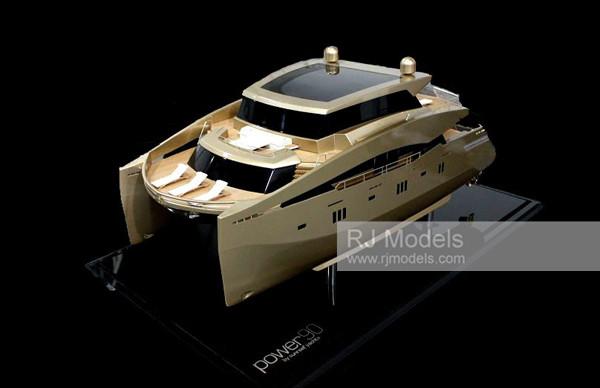 catamaran-model