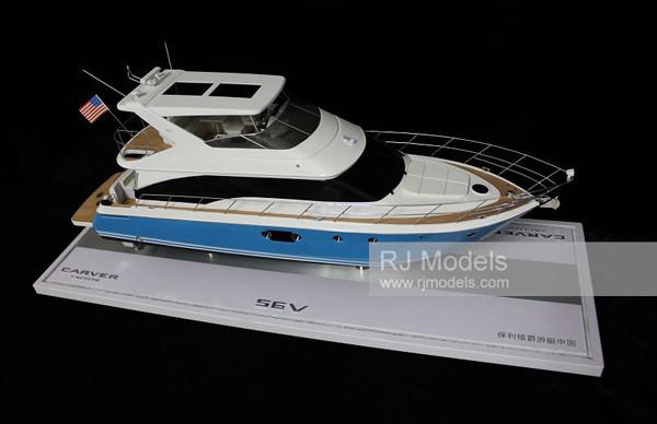 18. Carver 56 Voyager Flybridge Boats