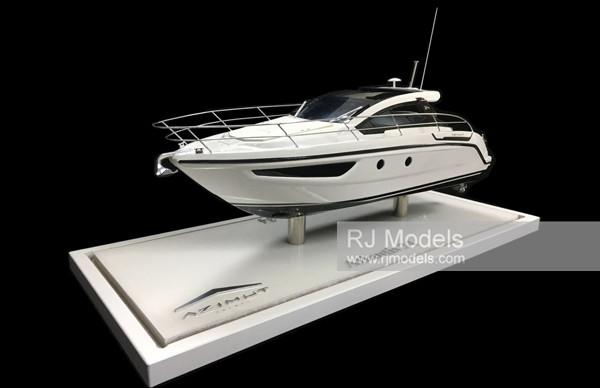 3. Azimut Atlantis 34 Coupe yacht