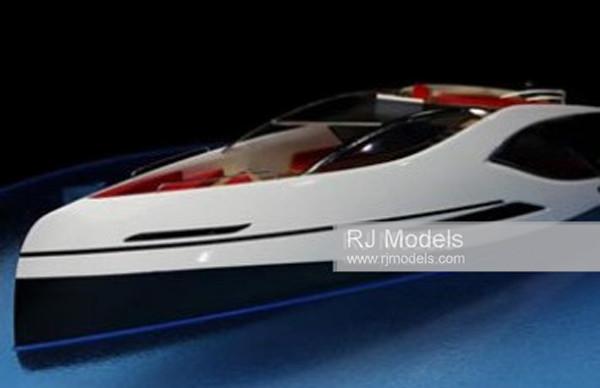 Concept Yacht Model