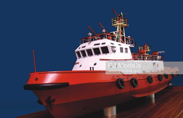 Vessel Model 2