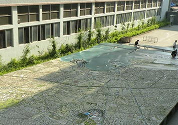 doha city planning model