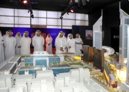Behind the Making of AED 5 Billion Emirates Towers Business Park Model