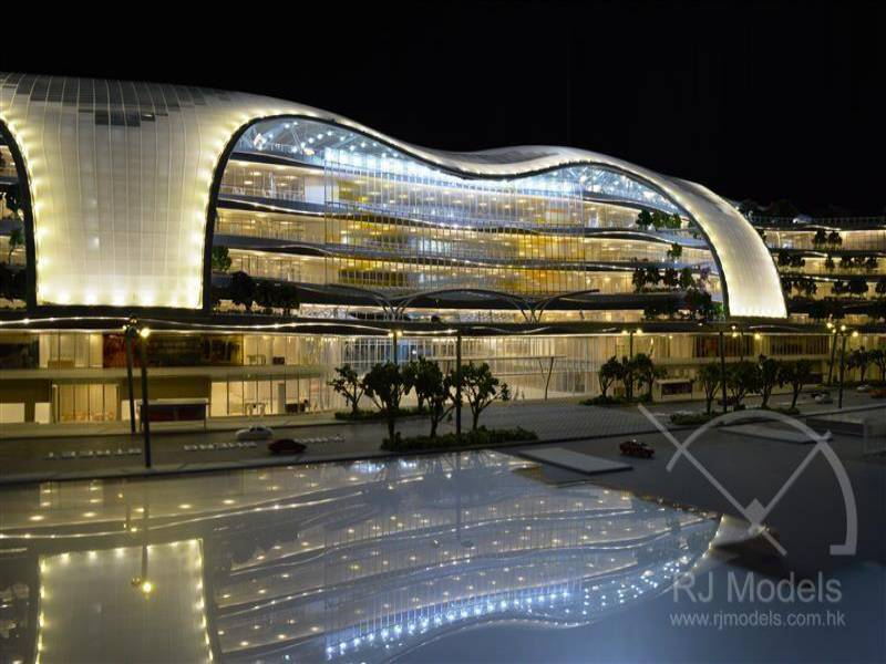 1.Suzhou Center Shopping Mall Model (3)