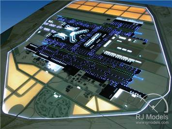 10.Abu-Dhabi-International-Airport-Model-–-the-Midfield-Terminal-Complex-MTC-in-scale-1_5000