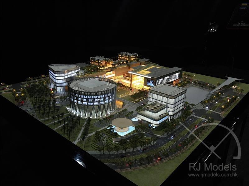 4.Shenzhen Bay Shopping Mall Model (3)