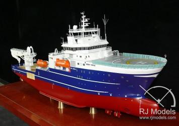 vessel-model