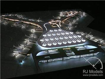 5.Chhatrapati Shivaji International Airport Model Terminal 2