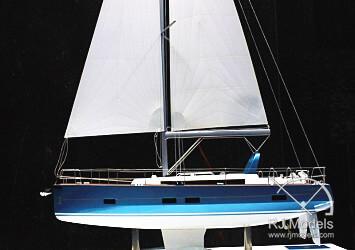 Sailing Yacht Model