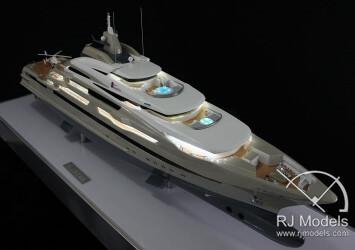 Super Yacht Model