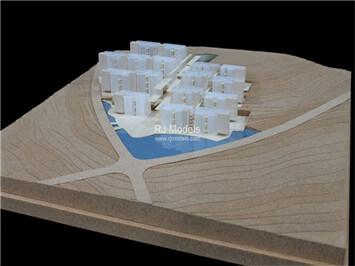 Landscape Architecture Model Topography Contour Miniature Architectural Models Makers Rj Models