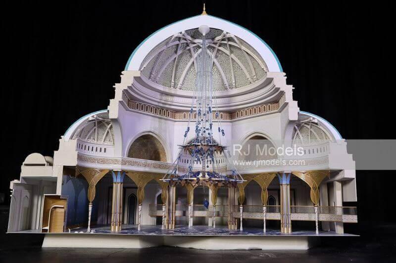 Architectural model maker in Iran (1)