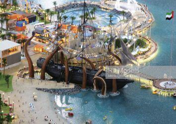 Theme Park Model