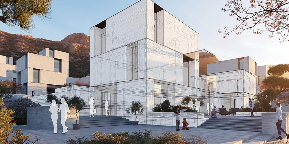 3D Architcetural visualization